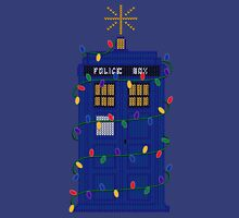 Happy Christmas from the TARDIS Unisex T-Shirt