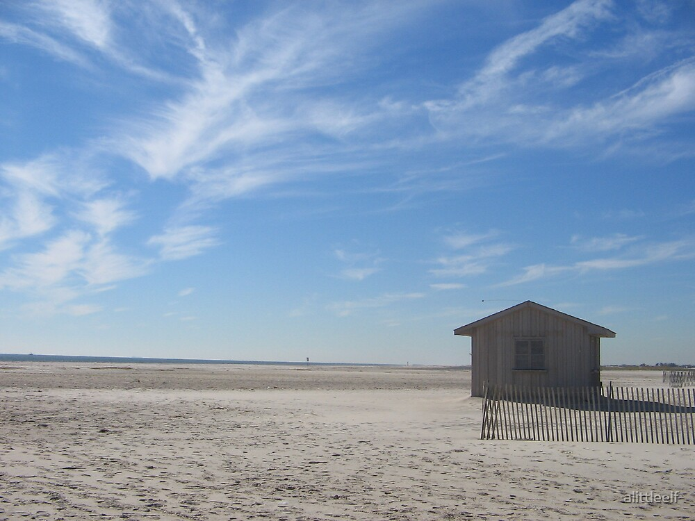 Jones Beach by alittleelf
