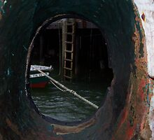 looking through the peephole by jayT