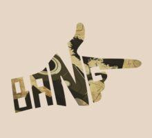 Cowboy Bebop Bang Logo T-Shirt