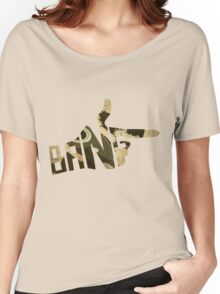 Cowboy Bebop Bang Logo Women's Relaxed Fit T-Shirt