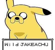 Jakeachu by UsherYoloSwag