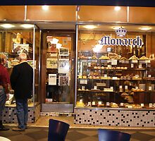 Monarch Cake Shop Acland Street St Kilda by paxempire