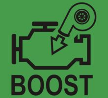 Boost Engine Kids Clothes