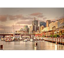 Darling Harbour   Sydney Photographic Print
