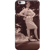 Memories of the Fifties A 90 #2 iPhone Case/Skin