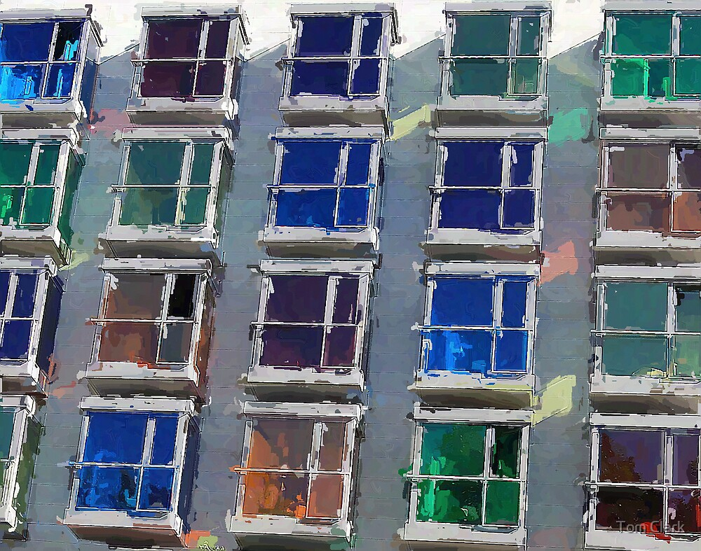windows #2 by Tom Clark