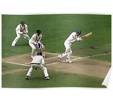MCG Boxing Day 2006 ~ Shane Warne's 700th Test Wicket Poster