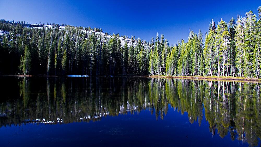 Mirror Pond by morealtitude