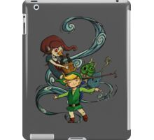The Wind Waking Trio iPad Case/Skin