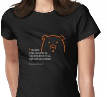 I like pigs T-Shirt