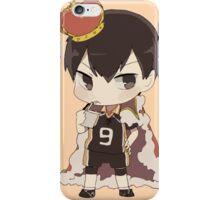 Tobio Kageyama Chibi iPhone Case/Skin
