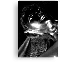 Reclining Buddha Canvas Print