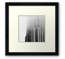 Williams Tower Framed Print