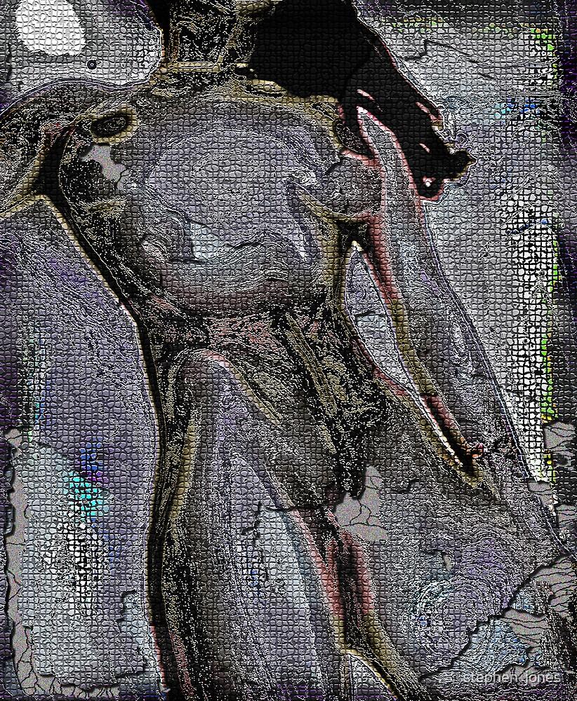 Old Mosaic by stephen  jones