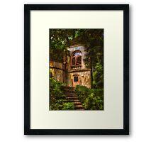 Rapunzel, Rapunzel Framed Print