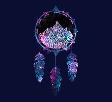 Starry Dream Catcher by strangebird2014