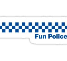 Fun Police // 02 Sticker