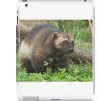 Wolverine ho! iPad Case/Skin