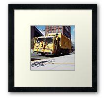 Winnie Poo Framed Print