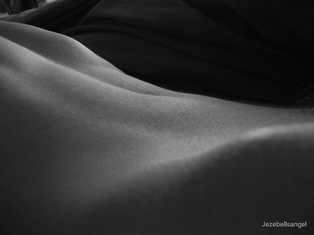 Sand Dunes by Jezebellsangel