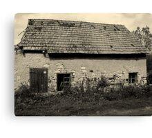 HOME ? Canvas Print