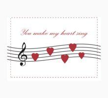 You Make My Heart Sing by daysray