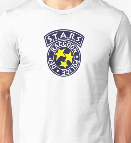 S.T.A.R.S. Logo, Resident Evil Unisex T-Shirt