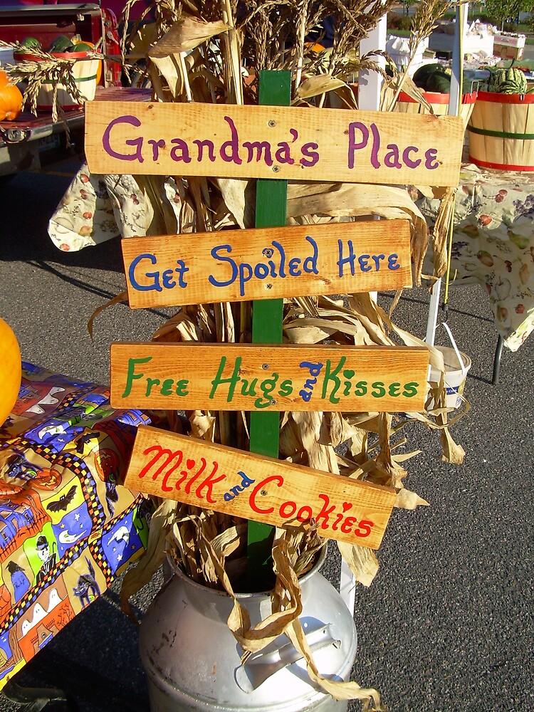 Grandma's Place by NiftyGaloot