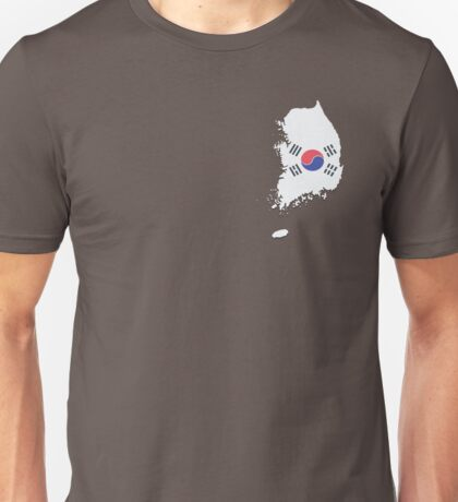 South Korea Unisex T-Shirt