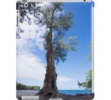Tall tree iPad Case/Skin