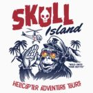 Skull Island Helicopter Adventure Tours by Gimetzco