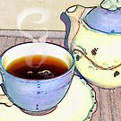 Tea For One by Ginny Schmidt
