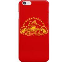 Zangief's Wrestling Club iPhone Case/Skin