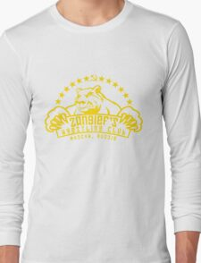 Zangief's Wrestling Club Long Sleeve T-Shirt