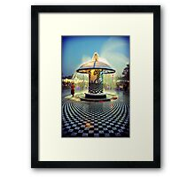 The 2007 Bonnaroo Fountain Framed Print