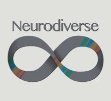 Neurodiverse Forever  T-Shirt