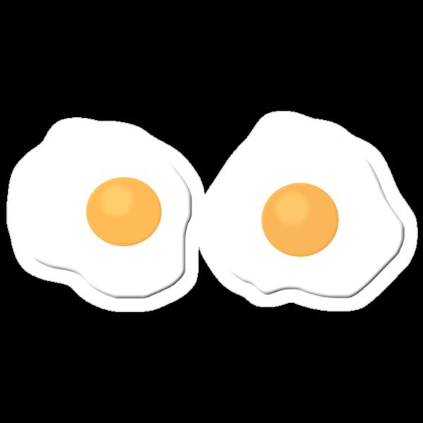 Fried Eggs by Gavin King