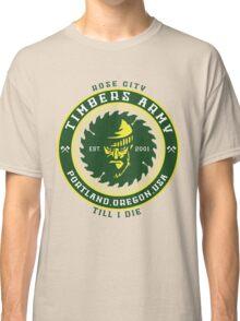 Rose City Till I Die Classic T-Shirt