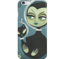 Martian Beauty iPhone Case/Skin