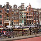 Colours of Amsterdam by Manuel Gonçalves