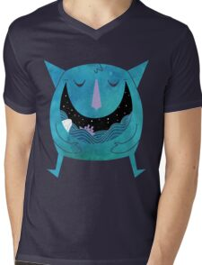 Swallowed By The Sea Mens V-Neck T-Shirt