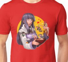 Hinata Hyuuga Unisex T-Shirt
