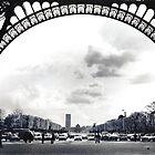 The Arch of Eifell by Philip  Rogan