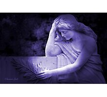 Weep No More My Lady... Photographic Print