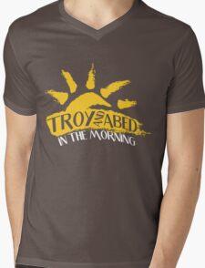 In the Morning Mens V-Neck T-Shirt
