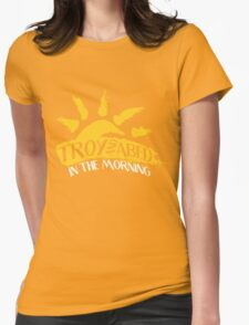 In the Morning Womens Fitted T-Shirt