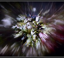 Abstract Mahonia by PigleT