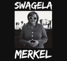 Swagela Merkel - Dark T-Shirt