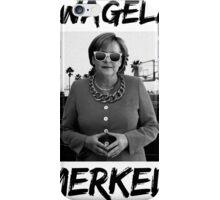 Swagela Merkel iPhone Case/Skin